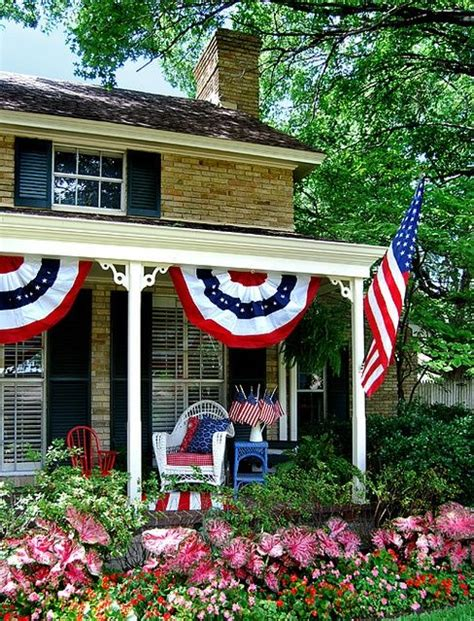 4th of july porch decorations 4th of july ideas