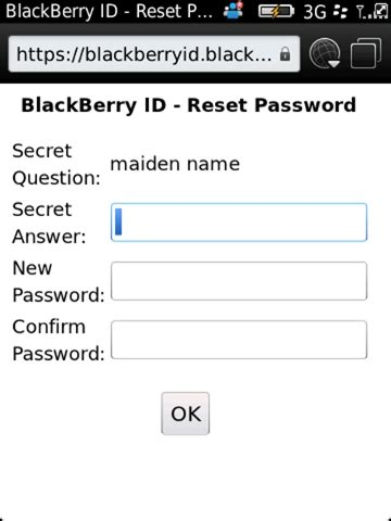 reset blackberry net email password blackberry id common questions inside blackberry help blog