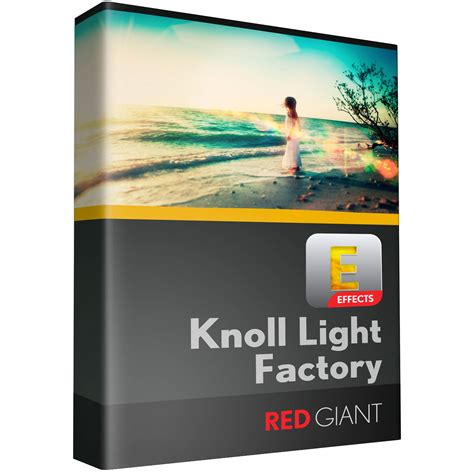 Knoll Light Factory Red Giant Knoll Light Factory Plug In Upgrade Knoll Pro Uv B Amp H