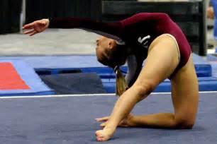 how can i start my floor routine in gymnastics yahoo