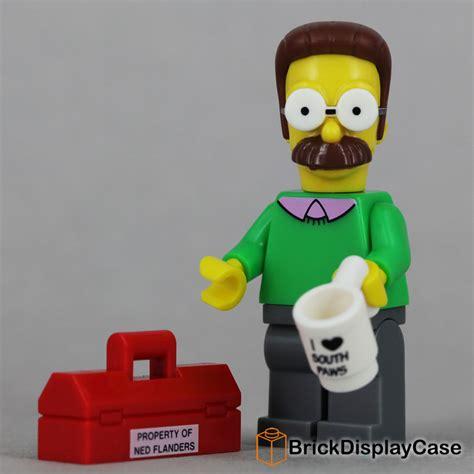 Bart Simpsons Lego Minifigures Series 1 71005 ned flanders 71005 lego simpsons minifigures series