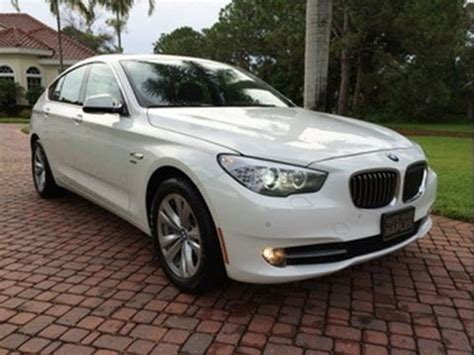 2011 Bmw 535i For Sale 2011 Bmw 535i Gt Xdrive For Sale By Autohaus Of Naples