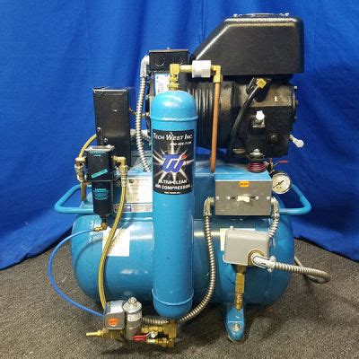 refurbished tech west acl2s2 air compressor un venta la dotmed listado 2632354