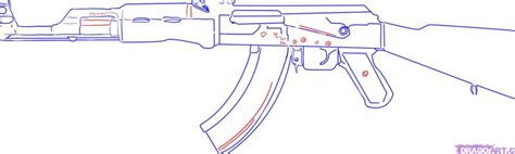 How To Make A Paper Gun Step By Step - how to make a paper gun step by step