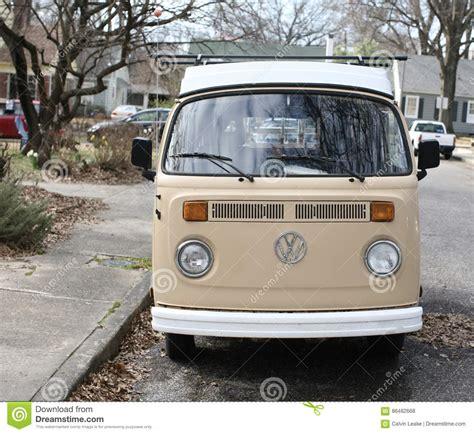 volkswagen vintage square body volkswagen antique van editorial image cartoondealer com