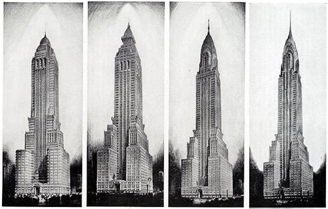 chrysler building year built chrysler building opened 85 years ago today