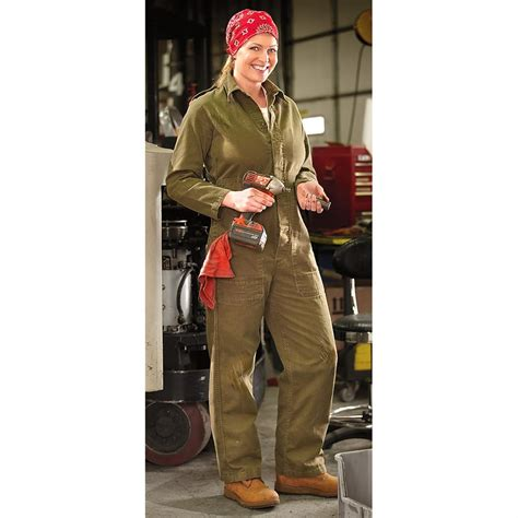 us navy s mechanic jumpsuit used mechanic s coveralls olive drab 211277