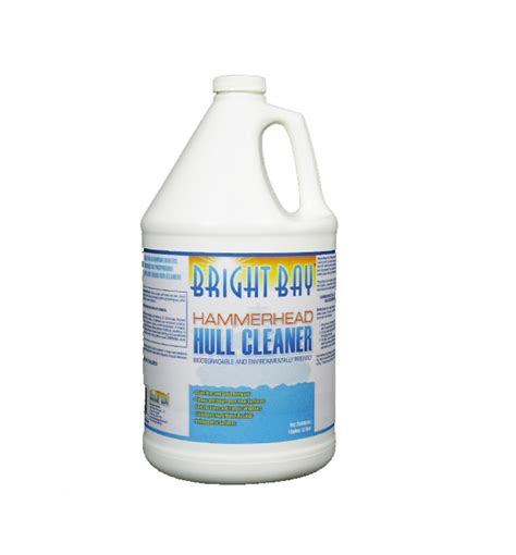 boat hull cleaner reviews hammerhead hull cleaner gallon
