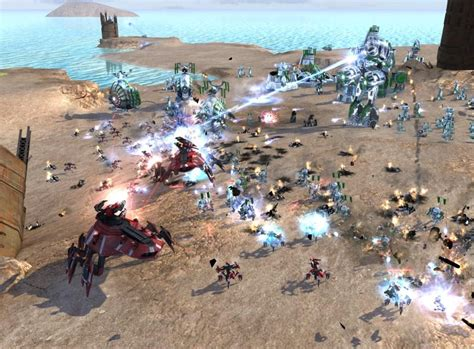 supreme commander 2 supreme commander 2 review gaming nexus