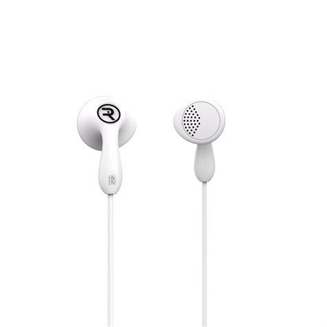 Original Remax Rm 305m Earphone With Mic Volume Diskon remax official store earphone rm 610d volume with microphone