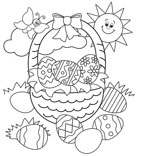 coloring pages for primary school free easter colouring pages easter colouring free