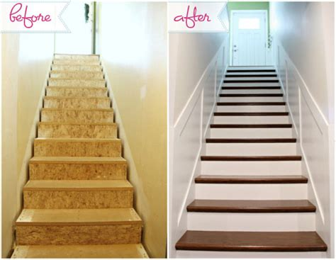 finish basement steps great write up on finishing basement stairs hm worth it to uncover the steps i like the