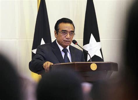 Lu Timor east timor president calls new elections to deadlock