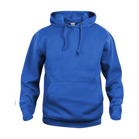 Royal Hoodie Unisex clique basic hoodie unisex royal blue buy from web store