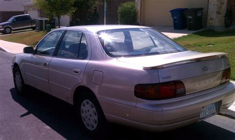 1996 Toyota Camry Le 1996 Toyota Camry Pictures Cargurus