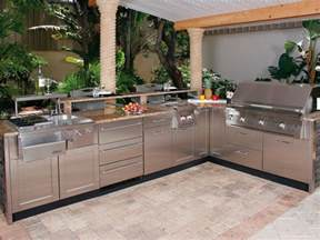 Modular Outdoor Kitchen Cabinets modular outdoor kitchen cabinets kitchen decor design ideas