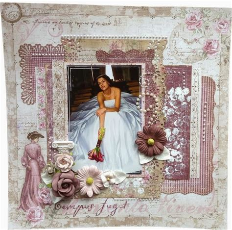 scrapbook layout ideas wedding 258 best wedding scrapbooking layouts images on pinterest