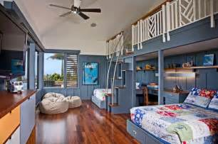 Loft Bed Hawaii Room Of The Day 3 Brothers 1 Big Bedroom In Hawaii