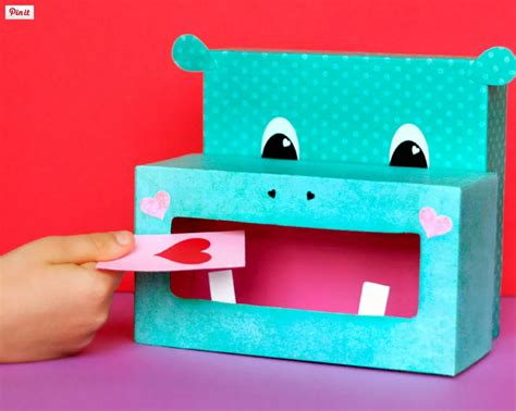 valentines day card boxes 27 free handmade ideas will
