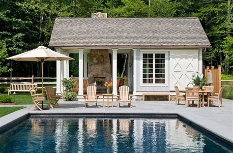house plans with pool house guest house vignette design tuesday inspiration pool houses caba 241 as