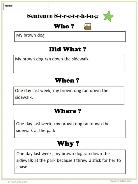 sentence template the 25 best ideas about sentences on