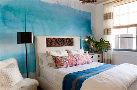 bedroom water feature 30 interiors that showcase hot design trends of summer 2015