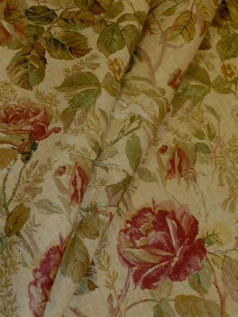 Home Decorator Fabrics ralph lauren marston gate floral fabric