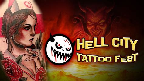 hell city tattoo convention coverage hell city 1 of 3