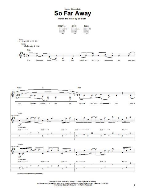 So Far Away Chords Guitar Pro Download