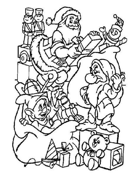 dibujos disney navidad para colorear e imprimir gratis dibujos de navidad para colorear de disney