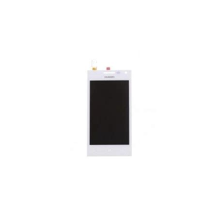 Lcd Huawei W1 pantalla lcd tactil huawei w1 blanca repuestos