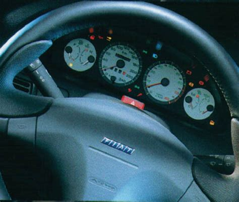 volante punto gt adria tuning la punto gt il modello di serie