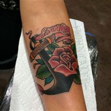 ava rose tattoo on wars tattoos and