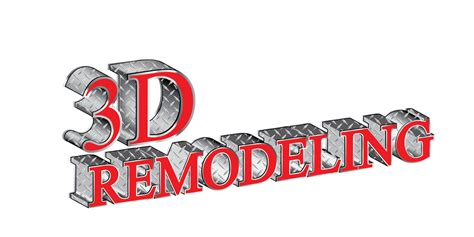 3d remodeling 3d remodeling inc livermore ca 94551 925 449 5477