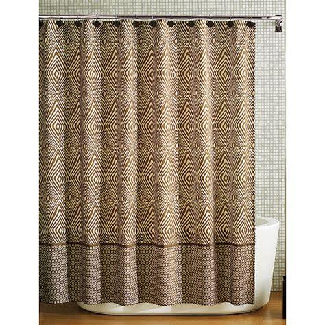 Walmart Bathroom Shower Curtains Hometrends Mabry Shower Curtain Bath Walmart