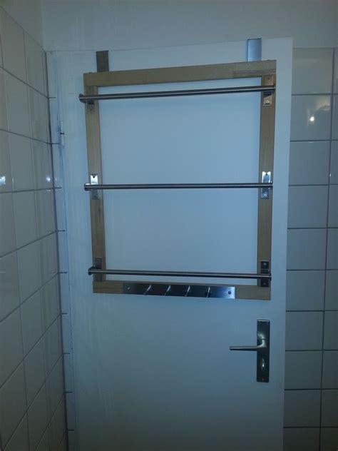 Ikea Shower Door Grundtal The Door Towelrack Ikea Hackers Ikea Hacks I Want To We And The