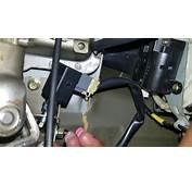 2002 Hyundai Elantra Brake Light Switch And Bumper  YouTube
