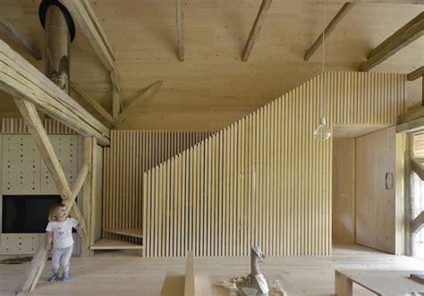 scheune offen scheunenumbau ofis in slowenien architektur die