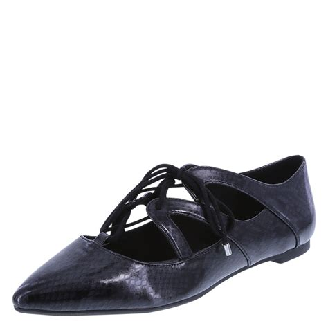 christian flat shoes christian siriano s audri ghillie flat shoes wide