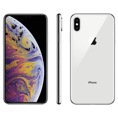 walmart family mobile apple iphone xs max w 64gb silver walmart
