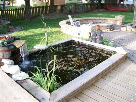 diy elevated pit 17 best images about garden ideas on gardens stirling and pond ideas
