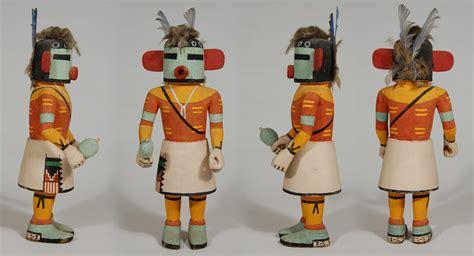 traditional katsina dolls kachina dolls hopi pueblo