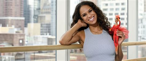misty copeland tattoos ballerina copeland to inspire the next generation