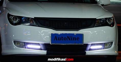 Lu Led Drl Mobil baru lu led drl untuk exterior mobil