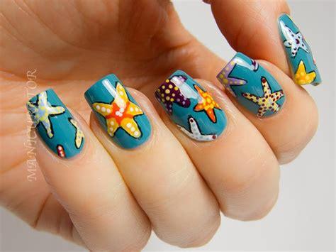 beach nail colors 2014 summer beach nails you won t miss pretty designs