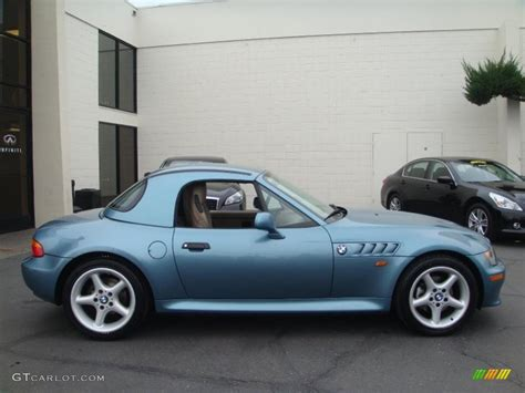 atlanta blue metallic 1998 bmw z3 2 8 roadster exterior photo 44295048 gtcarlot