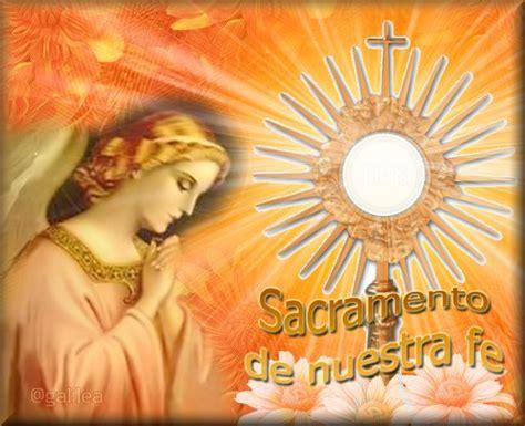 imagenes de jesus sacramentado im 225 genes religiosas de galilea jes 250 s sacramentado