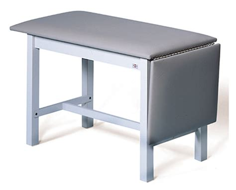 Space Saver Changing Table Hausmann 4102 Series Treatment Tables Save At Tiger Inc