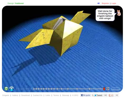 origami player sociedad dominicana de origami origami player plegando