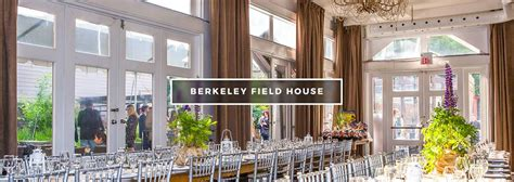 The Field House by An Outdoor Rustic Wedding Venue In Toronto By Berkeley